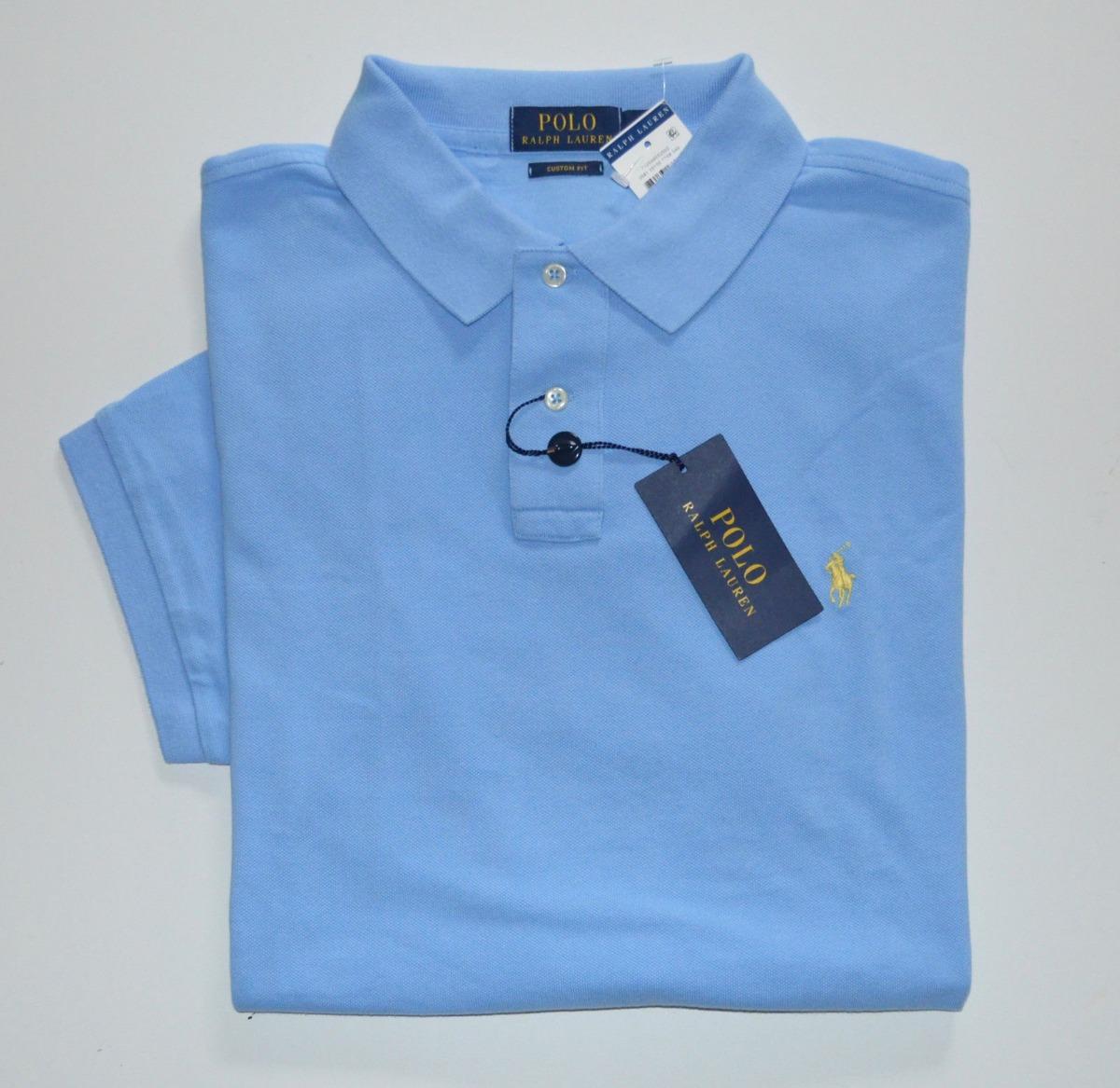 camisa polo ralph lauren tamanho xxl ggg slim fit + justa. Carregando zoom. a0e0aa0e92bf9