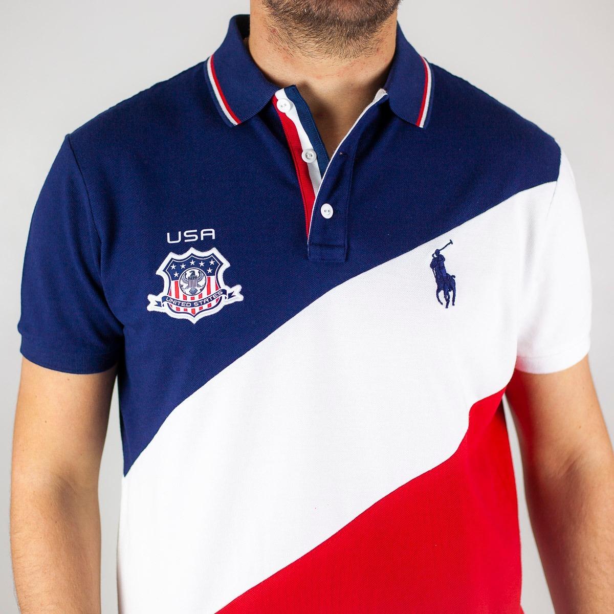 Camisa TamGL Polo Ralph Usa Lauren 0PXnk8wO