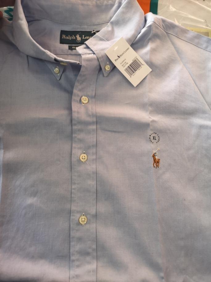 Camisa Polo Ralph Lauren Xl N Nautica 83a64c636c1