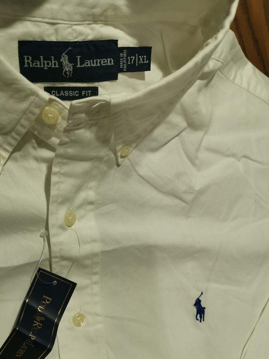 f64b771b86d87 Camisa Polo Ralph Lauren Xl Nueva -   600.00 en Mercado Libre