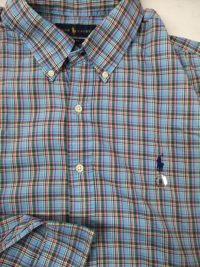 Camisa Polo Ralph Lauren Xl Slim (no Gap a7f192734fc