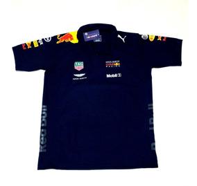 fb84ba51a5a27 Camisa Polo Malha Puma Red Bull Racing Team Formula 1 F1 Xl - Pólos  Masculinos com o Melhores Preços no Mercado Livre Brasil