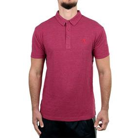 96b5c1284f Camisa Polo Cor Vinho - Camisas no Mercado Livre Brasil