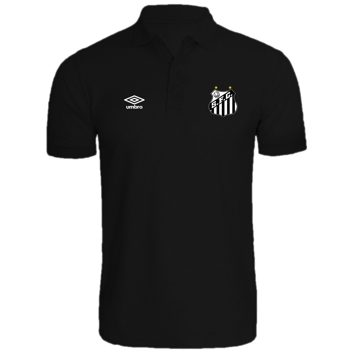 camisa polo santos fc personalizado. Carregando zoom. 0701e4e353b19