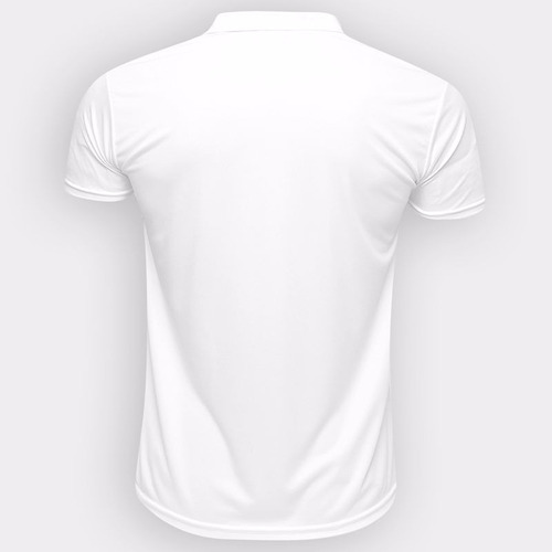 camisa polo santos kappa hook branca