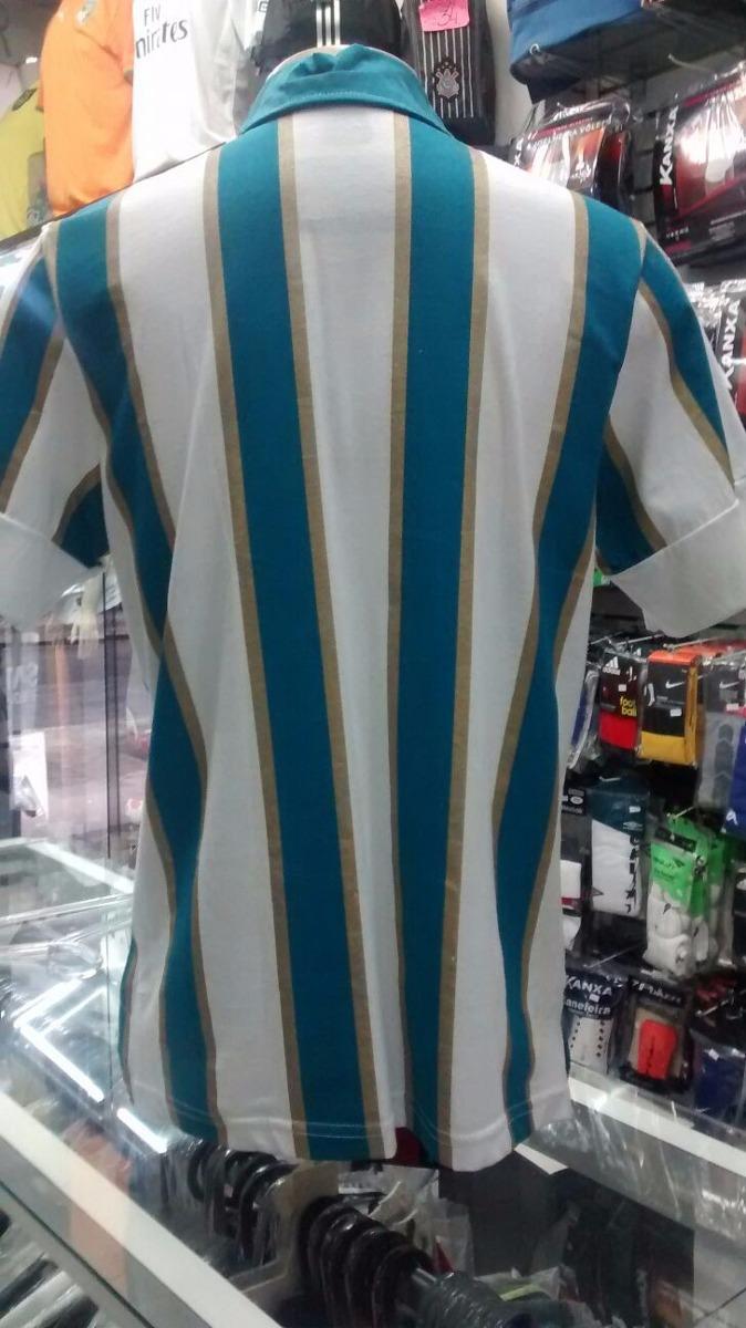 255b753cae761 camisa polo santos retrô 1912 meltex pronta entrega. Carregando zoom.