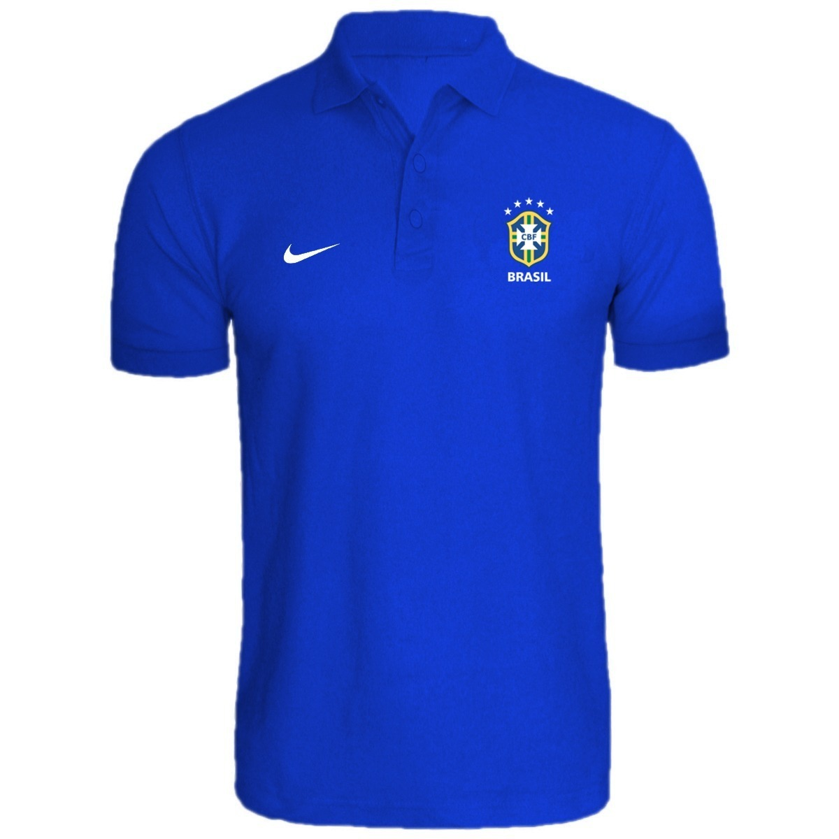 7fa523c7a3 camisa polo seleçao brasil personalizado. Carregando zoom.