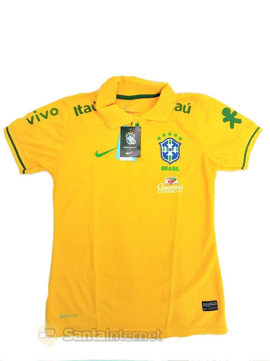 6b836a4734 camisa polo seleção brasileira feminina brasil copa 2018. Carregando zoom.