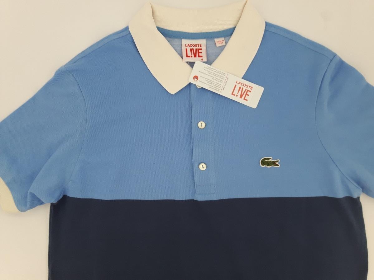 5b4c37f6ce141 camisa polo social lacoste 100% original importada promoção. Carregando zoom .