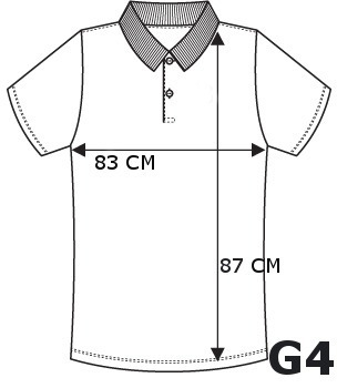 Camisa Polo Tamanho Extra Grande Plus Size G1 G2 G3 G4 - R  99 5c0db1d0401ba