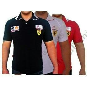 Camisa Polo Tecido Piquet Confort Camiseta Linda