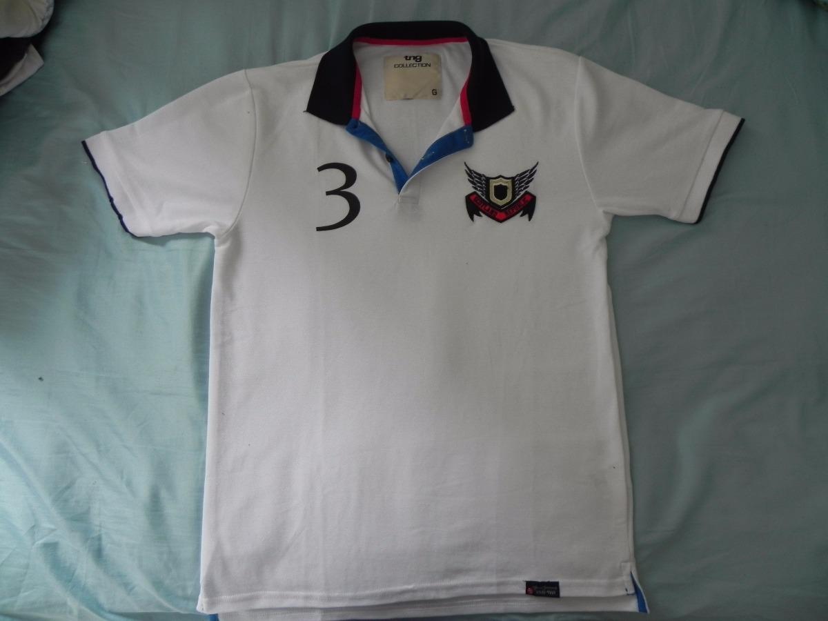Camisa Pólo Tng Masculina (original 2e556b61a949a
