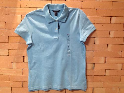 camisa polo tommy hilfiger feminina coupe confort original