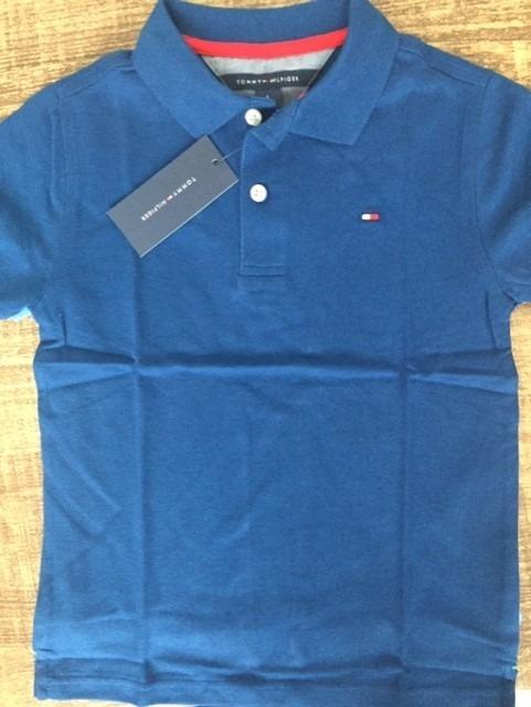 e5584beb47 Camisa Polo Tommy Hilfiger Infantil - 1