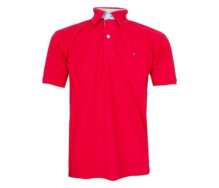 494e56082c Camisa Polo Tommy Hilfiger Masculina Frete Grátis - R  120