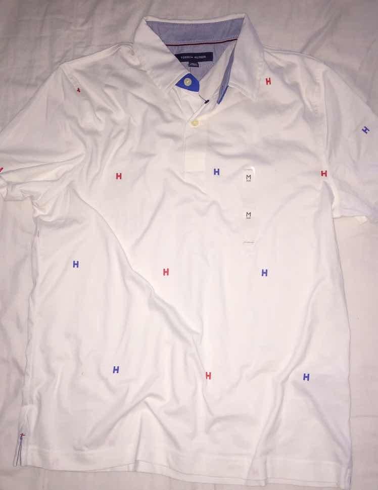 f1e4eb492b4f4 camisa polo tommy hilfiger original. Cargando zoom.