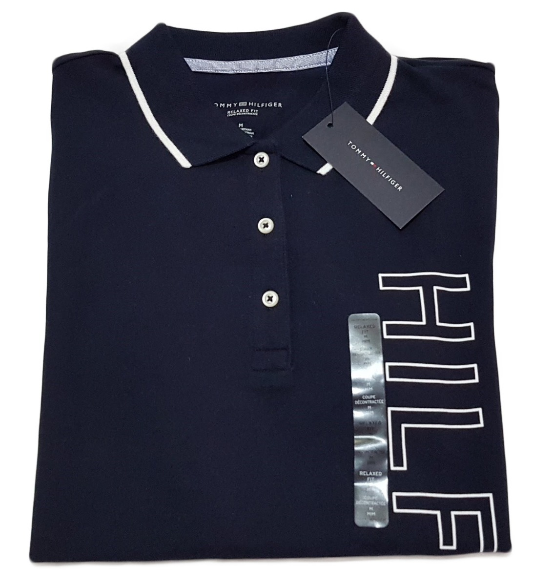 795ee93273755 camisa polo tommy hilfiger original feminina importada. Carregando zoom.