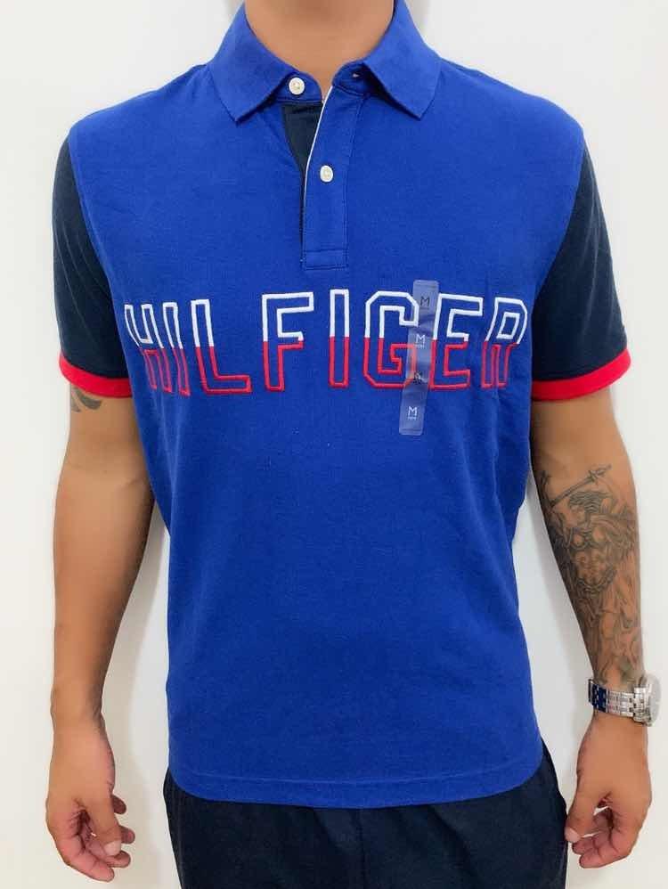 584d71867 Camisa Polo Tommy Hilfiger - Original - From Usa - R$ 189,90 em ...