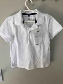 630c0cacb1 Camisa Tommy Hilfiger Infantil Polo Tamanho 2 Anos - Calçados ...