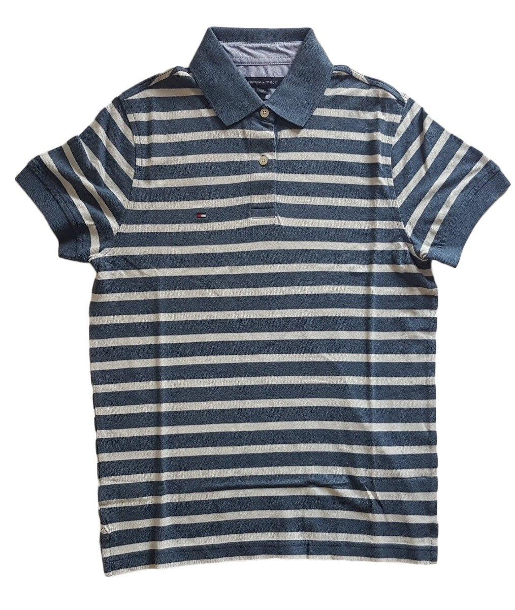 7110689910 camisa polo tommy hilfiger slim fit masculina original. Carregando zoom.