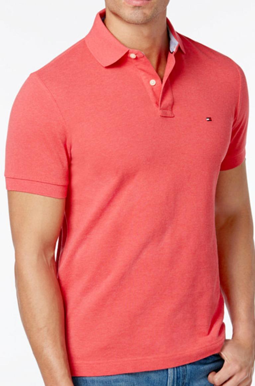 camisa polo tommy hilfiger tamanho m modelos classic fit. Carregando zoom. cb32007fe0e75