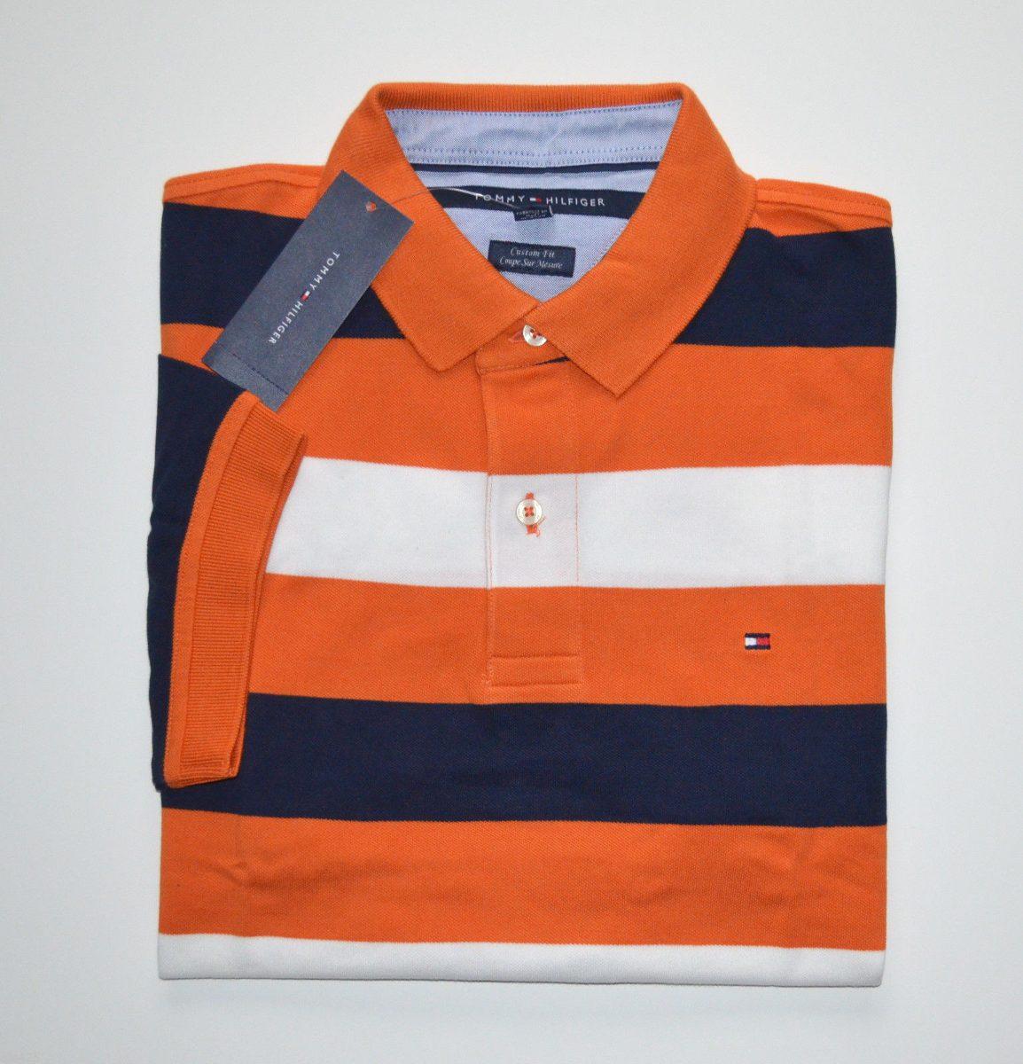 camisa polo tommy hilfiger tamanho p   s vários modelos. Carregando zoom. b20abe85b3124