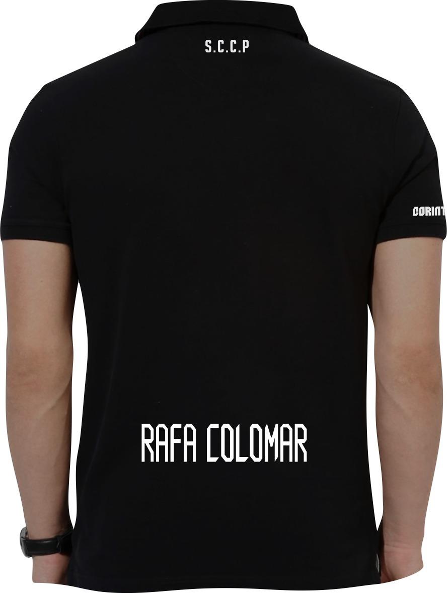 01620c7534b41 camisa polo torcedor corinthians personalizado nome. Carregando zoom.