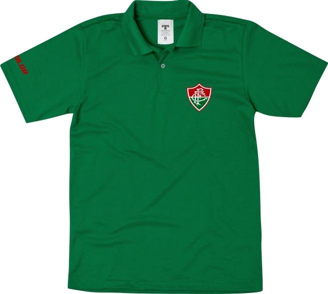 676b2a6ed1f57 Camisa Polo Torcedor Fluminense