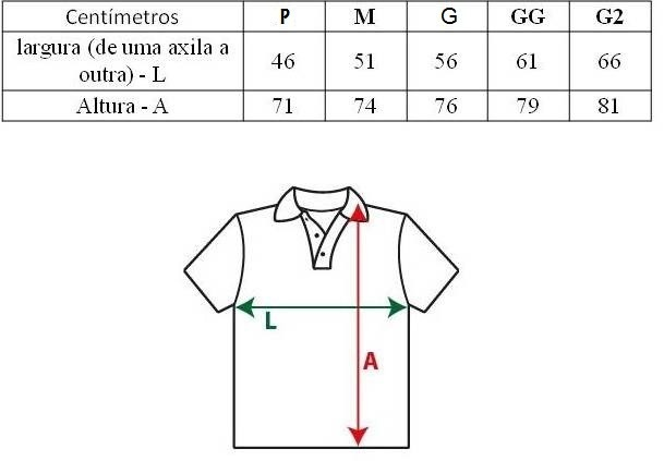c116a8ba044f1 Camisa Polo Uruguay Escrito Grande - R  29