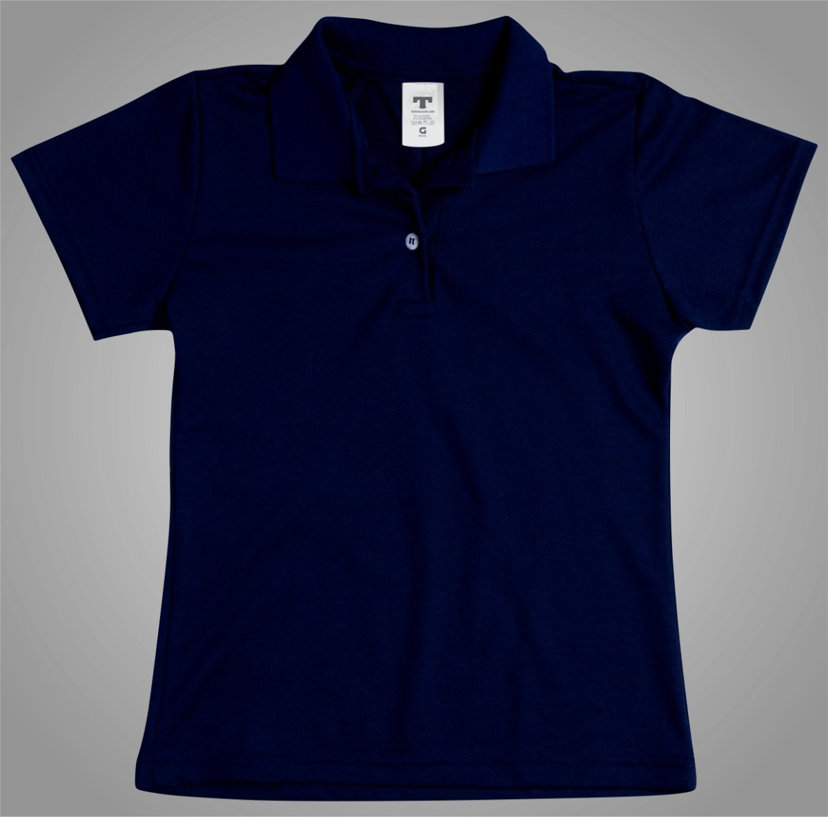 camisa polo varias cores polo lisa tradicional blusa polo. Carregando zoom. 191c66be1fce5