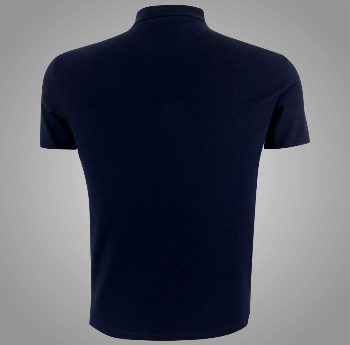 4633088aa0 Camisa Polo Varias Cores Polo Lisa Tradicional Blusa Polo - R  44