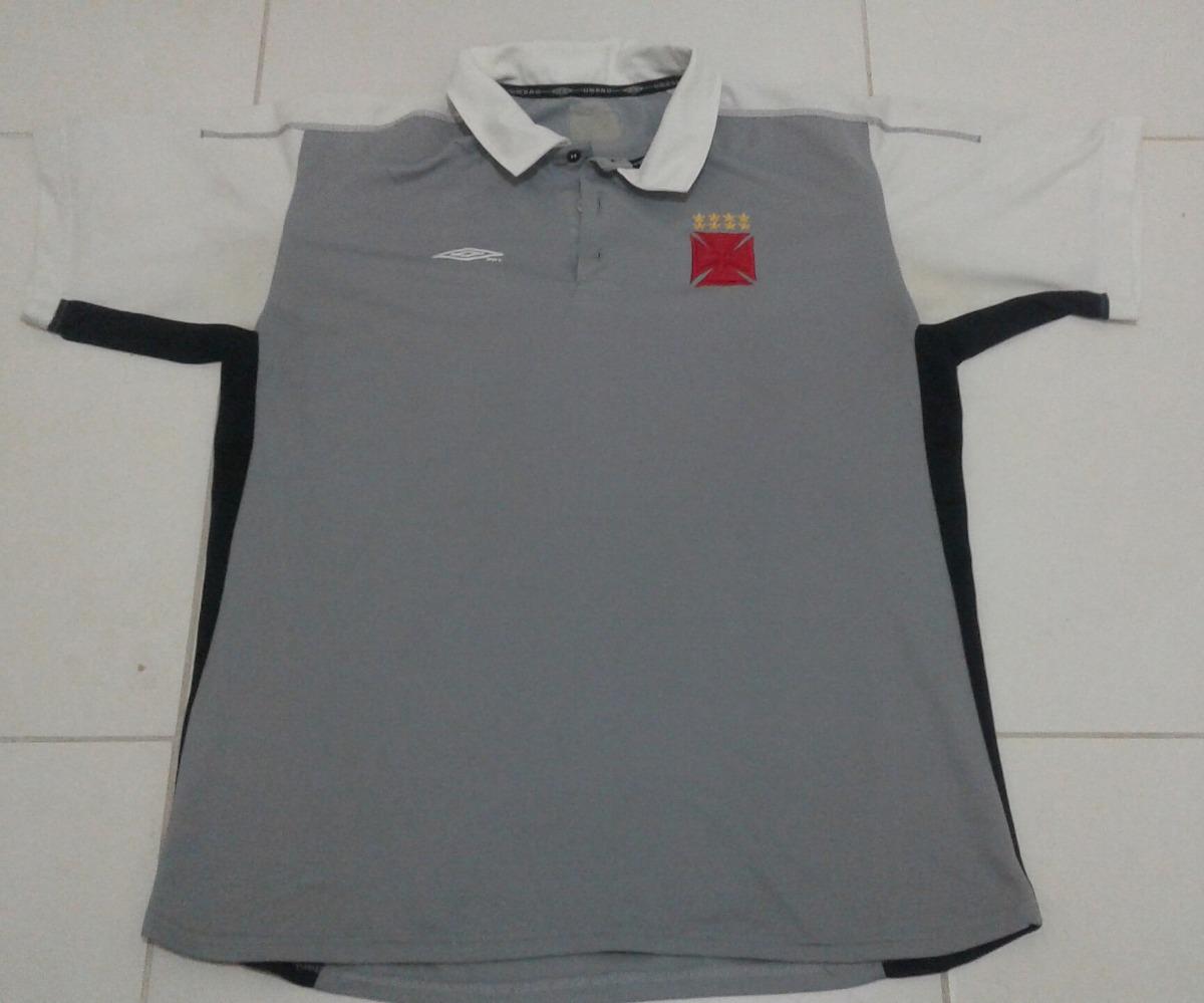 f61b9d22bc camisa polo vasco umbro comissão técnica 2003 - 2005. Carregando zoom.
