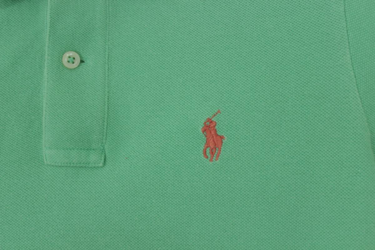 camisa pólo verde ralph lauren - tam p. Carregando zoom. edefa65200a