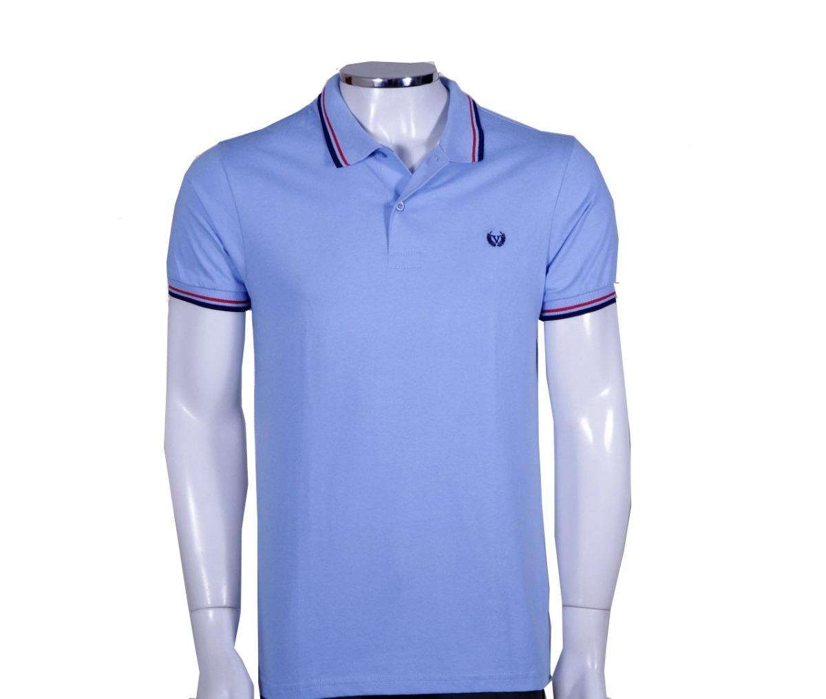 camisa polo vilejack gp110. Carregando zoom. 1f61aa2a3c4