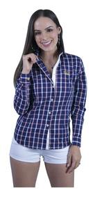 d634cbe333 Camisa Porto Blanco Para Dama - Camisas Casual de Mujer en Mercado Libre  México