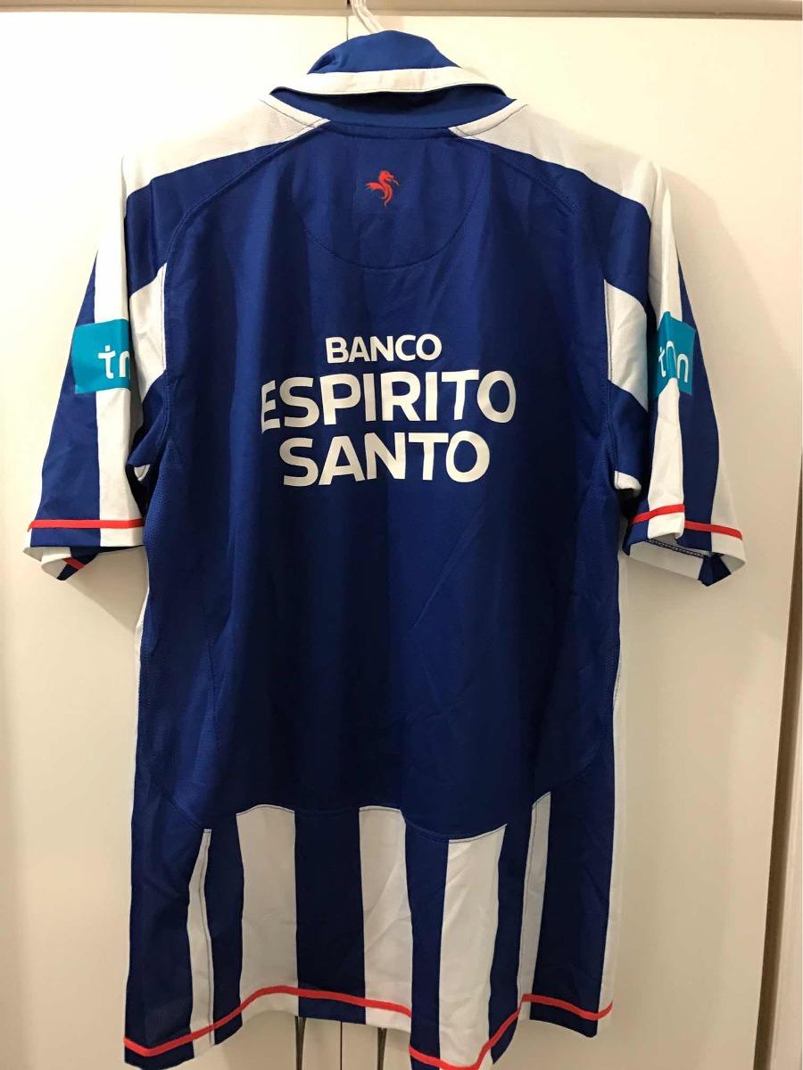 Camisa Porto De Portugal 2007  2008 Original Importada Tam M - R ... 3151ce9ec3ddc
