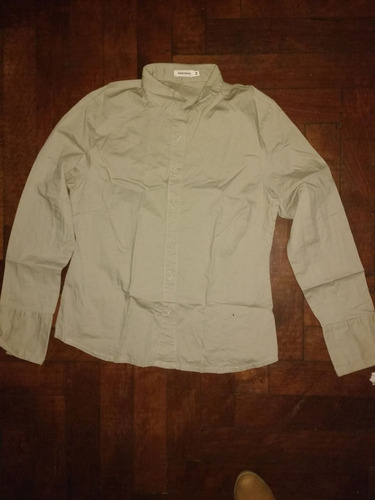 camisa portsaid detalle cuello t.m hago envios mercadopagos