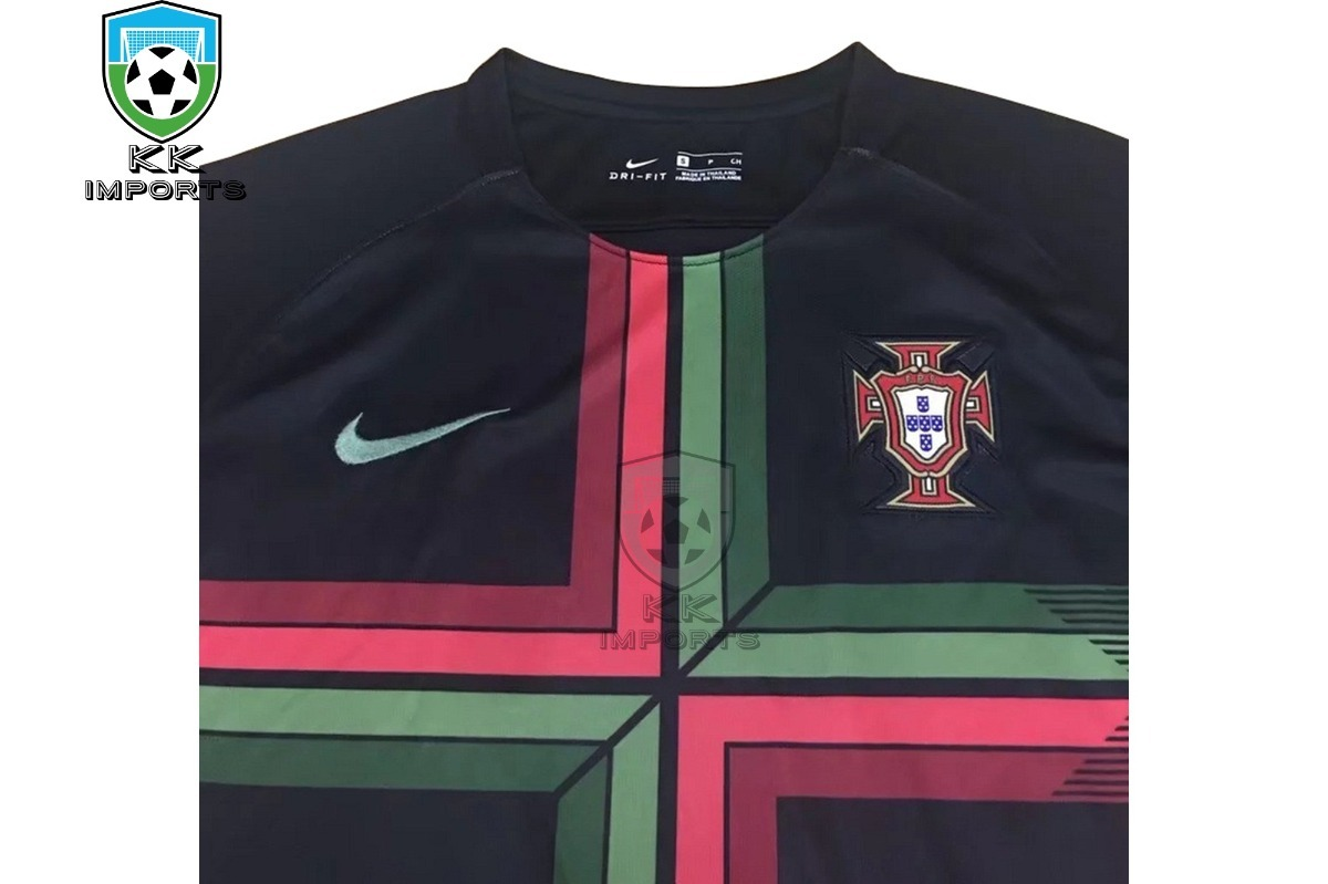 camisa portugal 2017 2018 unif 2 sob encomenda. Carregando zoom. ad7cb99e03b9f