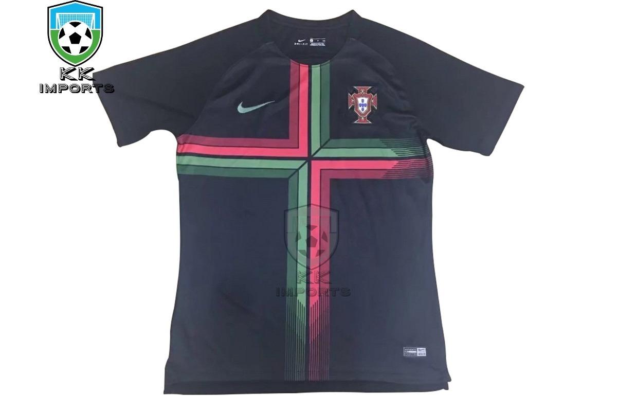 43320e1cc3 camisa portugal 2017 2018 unif 2 sob encomenda. Carregando zoom.