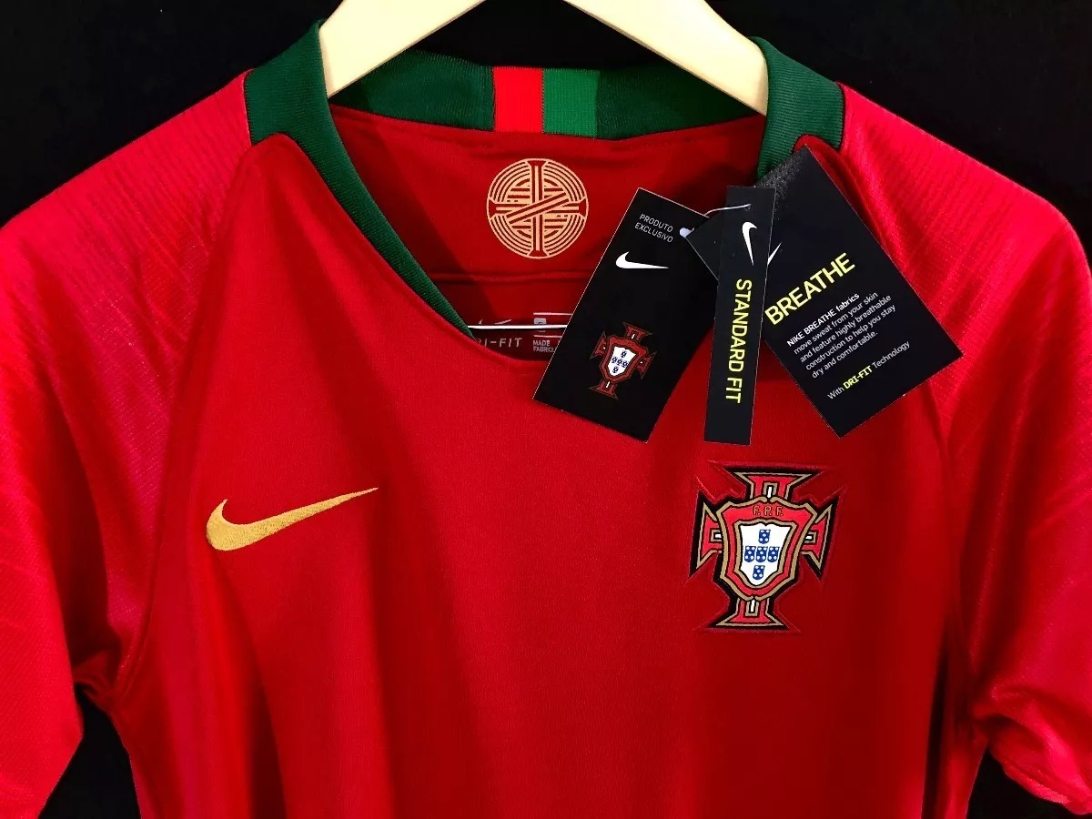 f5b6eef85315e camisa portugal 2018 oficial copa do mundo. Carregando zoom.