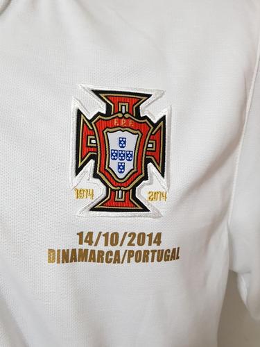 Camisa Portugal Away 14-15 Ronaldo 7 Vs Dinamarca Importada - R  150 ... 75f0a6f280652