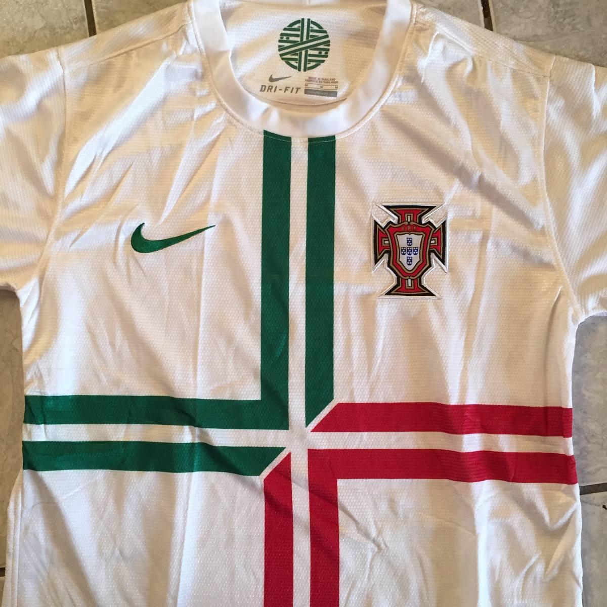 a8bf8675c6 camisa portugal branca 2015. Carregando zoom.