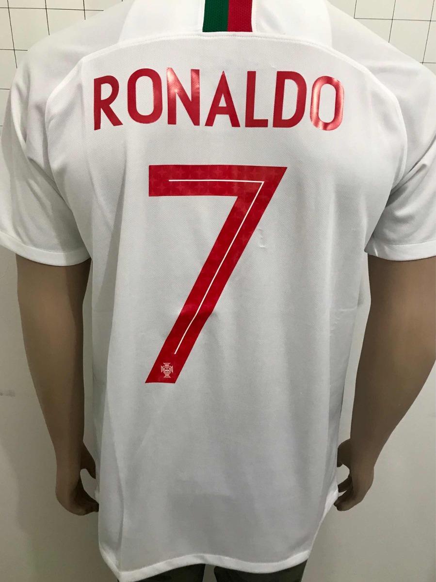 camisa portugal copa 2018 original nike cristiano ronaldo !! Carregando  zoom. 8ffed0a69e372