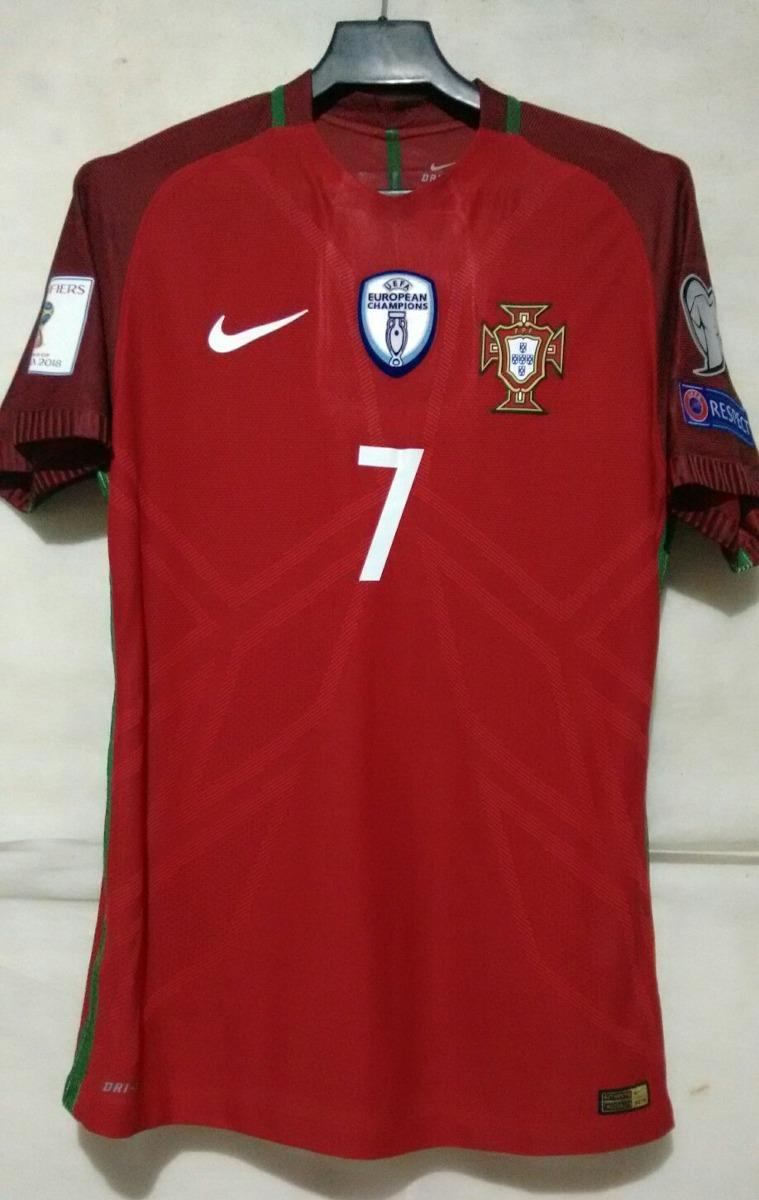 camisa portugal cristiano ronaldo 7 cr7 euro copa 2016. Carregando zoom. 22a8f5781c0e0