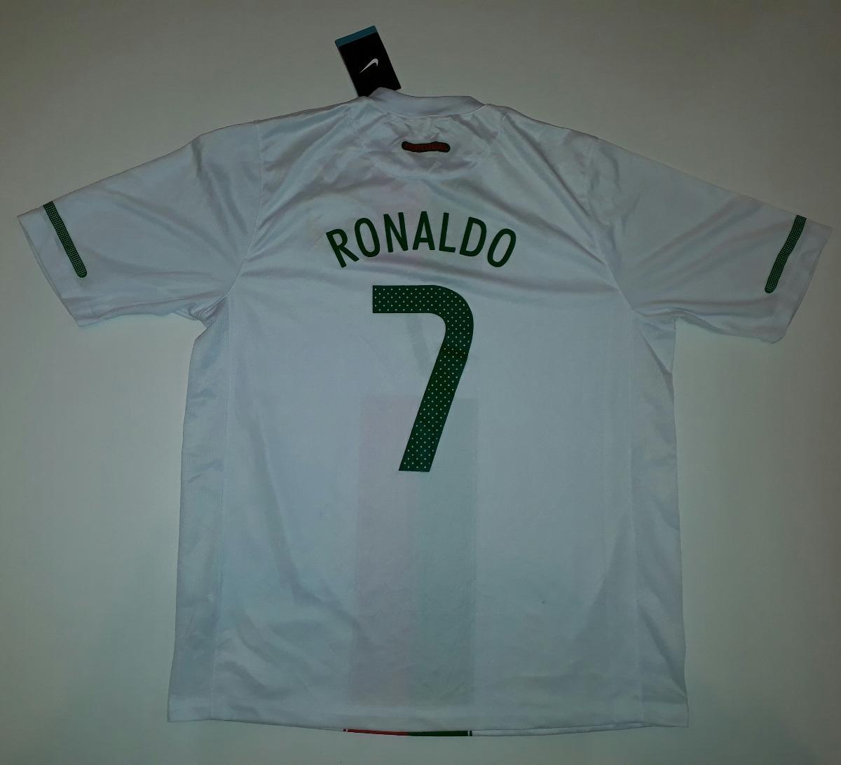 82422a03d5 camisa portugal cristiano ronaldo nike nova africa 2010 - cr. Carregando  zoom.