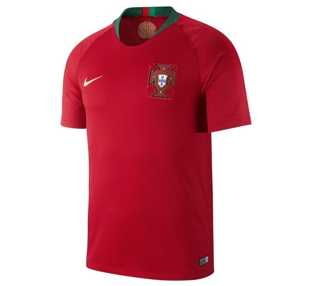 a0d8dc898 camisa portugal uniforme 1 - 2018 original. Carregando zoom.