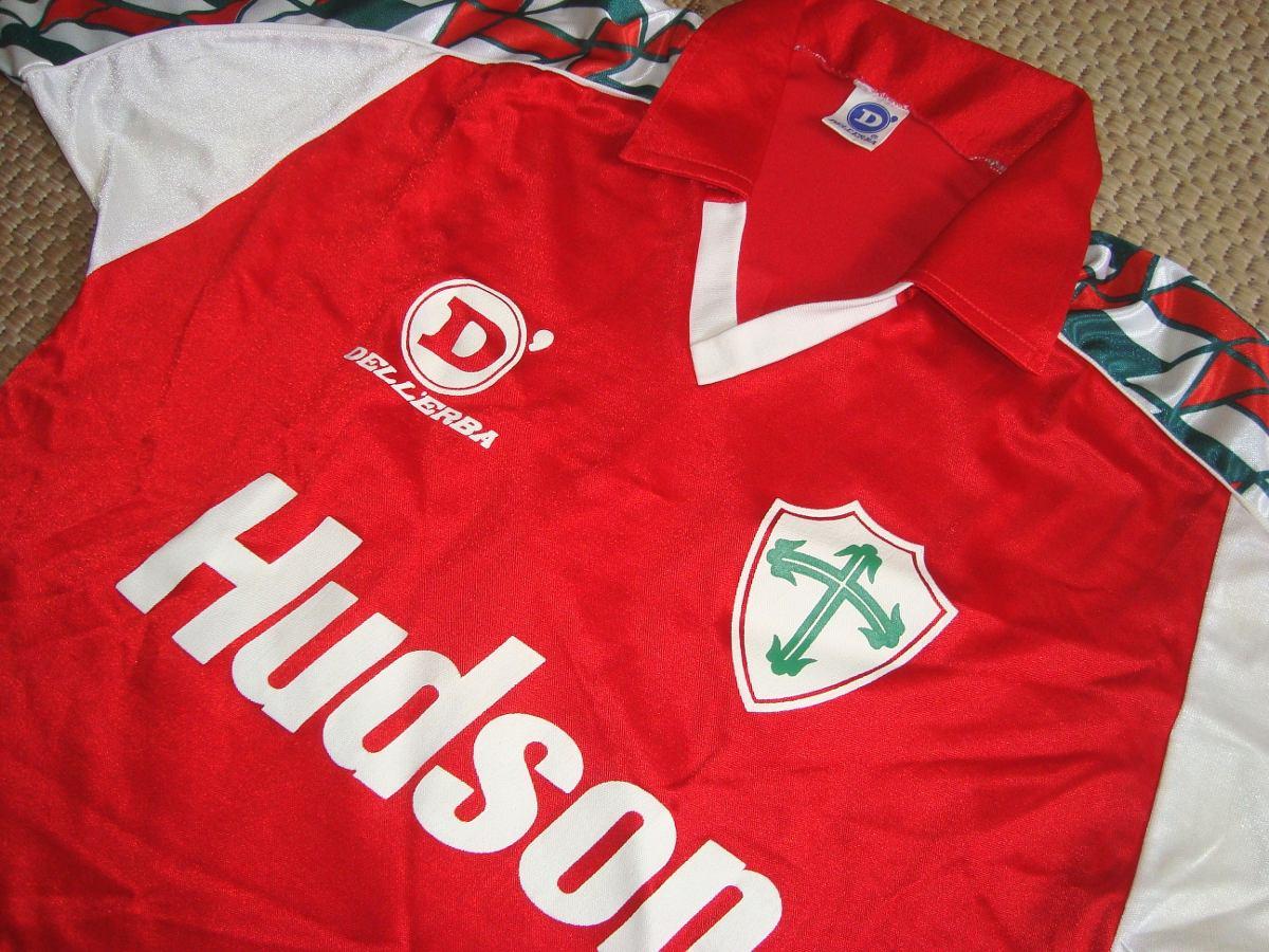 18936ae1fd136 camisa portuguesa 1991 1992 home  10 denner. Carregando zoom.