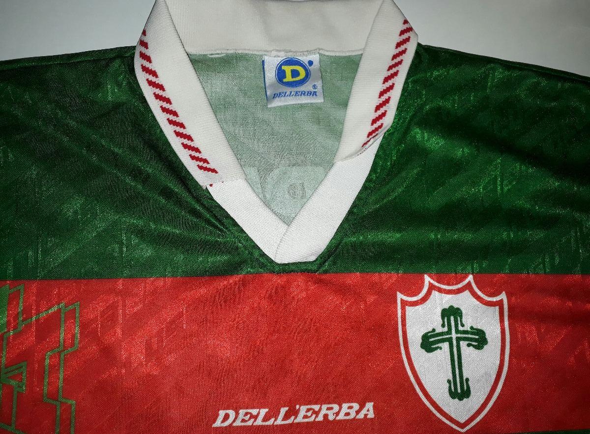 camisa portuguesa 1995 chapecó original lusa impecável - 88. Carregando  zoom. 94d09e2272420