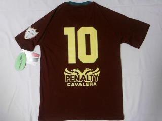 321a4f5174ab7 Camisa Portuguesa Cavalera Oficial 3 Penalty Rara 2011 2012