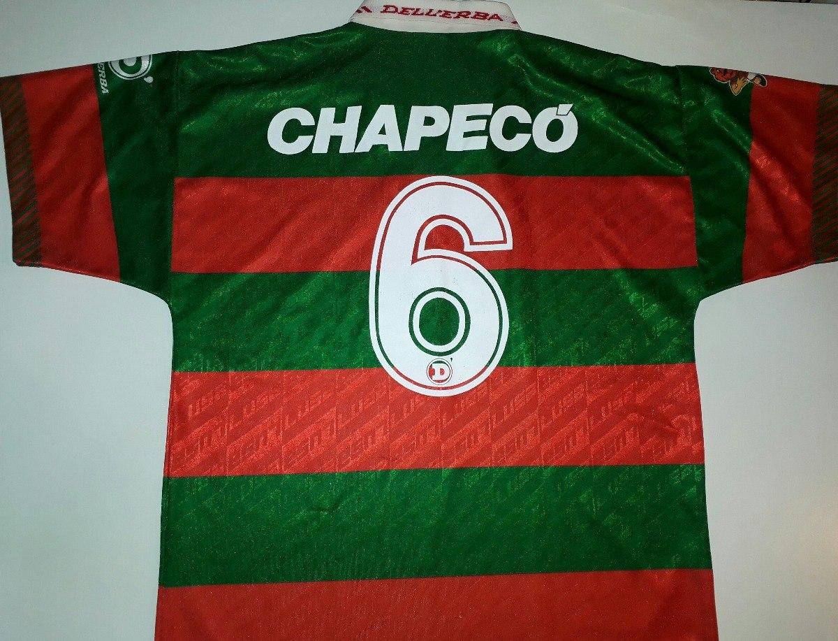 389b5e9ed84e1 camisa portuguesa chapecó original lusa 1995 impecável - 88. Carregando  zoom.